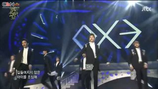 Let Out The Beast; Overdose (29th Golden Disk Awards 150125) - EXO