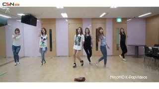 Mr. Chu (Dance Practice) - A Pink