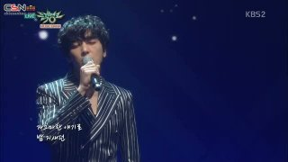 One Fine Day (Music Bank No.1 Stage 150130) - Jung Yong Hwa