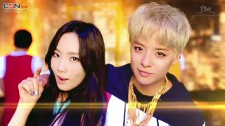 Shake That Brass - Amber; Taeyeon