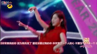 Little Apple; Bo Peep Bo Peep (Hunan TV Lunar New Year Special 150219) - T-Ara