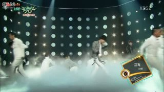 Alright; Sniper (Music Bank Comeback Stage 150227) - Shinhwa