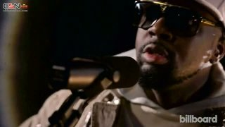 Divine Sorrow (Billboard Studio Session) - Wyclef Jean