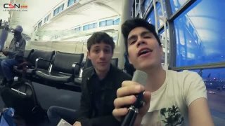 Airport Song - Sam Tsui; KHS