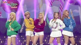 Ice Cream Cake (Music Bank 150327) - Red Velvet