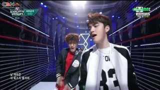 Call Me Baby (M Countdown Comeback Stage 150402) - EXO