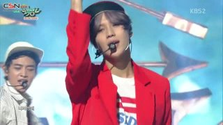 Love Sick; View (Music Bank Comeback Stage 150522) - SHINee
