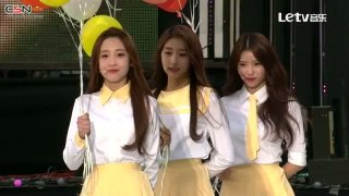 Hi~ (2015 Dream Concert 150523) - Lovelyz