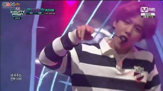 Love Me Right (M Countdown No.1 Stage 150618) - EXO