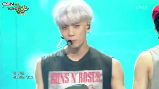 View (Music Bank Half-year Special 150626) - SHINee