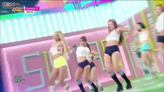Shake It (Comeback Stage Music Core 150627) - Sistar