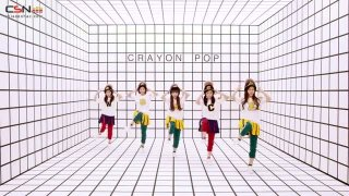 Ra Ri Ru Re - Crayon Pop