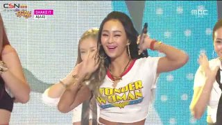 Shake It (Music Core 150711) - Sistar