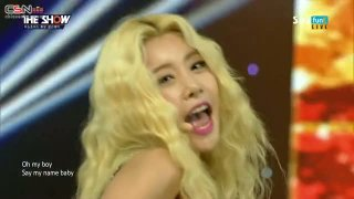 Ring My Bell (The Show 150714) - Girl's Day