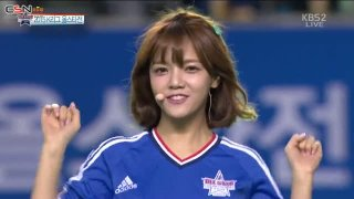 Heart Attack (K-League All-Star Game 150717) - AOA
