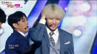 We Can; Devil (Music Core Comeback Stage 150718) - Super Junior