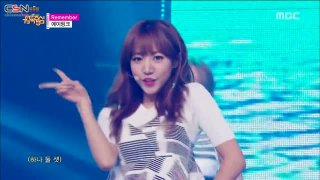 Remember (Music Core 150725) - A Pink