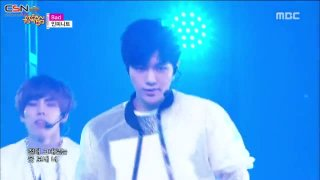 Bad (Music Core 150725) - Infinite