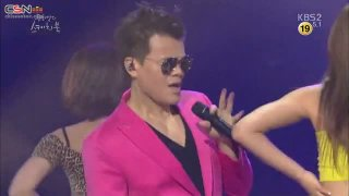 Who's Your Mama (Yoo Hee Yeol's Sketchbook 150418) - Park Jin Young; Jessi
