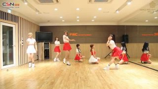 Heart Attack (Dance Practice) - AOA