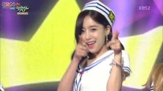 So Crazy (Music Bank Comeback Stage 150807) - T-Ara