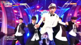 Married To The Music (Show Champion Comeback Stage 150812) - SHINee