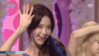 You Think; Lion Heart (Inkigayo Comeback Stage 150823) - Girls' Generation