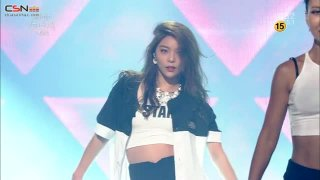 U&I; Don't Touch Me; I Will Show You (Yoo Hee Yeol's Sketchbook 150828) - Ailee
