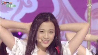 Dream Candy (Inkigayo Debut Stage 150830) - April