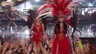 Trini Dem Girls; The Night Is Still Young; Bad Blood (MTV Video Music Awards - VMA 2015 - Nicki Minaj; Taylor Swift
