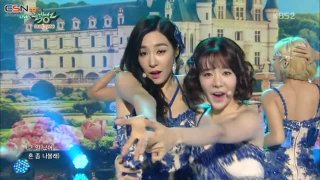 Lion Heart (Music Bank No.1 Stage 150904) - Girls' Generation
