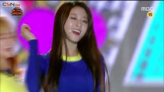Heart Attack (DMC Festival K-pop Super Concert 150905) - AOA