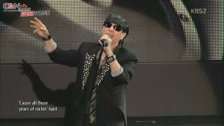 Going Out With A Bang; Wind Of Change (2015 Incheon Pentaport Rock Festival) - Scorpions