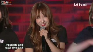 Ah Yeah; Up & Down (Hallyu Dream Festival 150920) - EXID