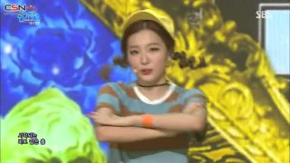 Dumb Dumb (Inkigayo 150927) - Red Velvet