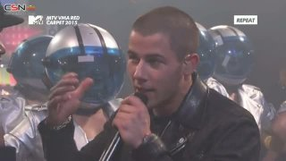 Levels (MTV Video Music Awards - VMA 2015) - Nick Jonas