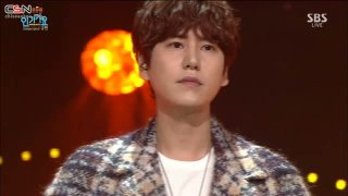 A Million Pieces (Inkigayo Comeback Stage 151018) - Kyuhyun