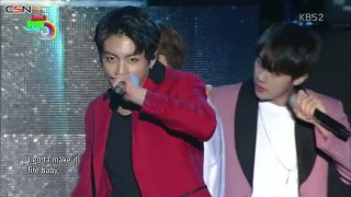 Dope; I Need U (Asia Song Festival 151024) - BTS