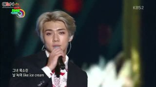 Call Me Baby; Love Me Right; Lucky (Asia Song Festival 151024) - EXO