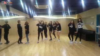Like Ooh-Ahh (Dance Practice) - Twice