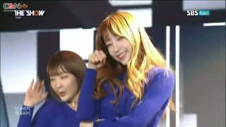 Up & Down (The Show 151103) - EXID