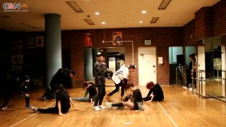 D.O.A. (Dead Or Alive) (Dance Practice) - HIGH4