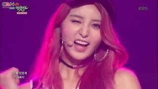 Hot Pink (Music Bank 151120) - EXID