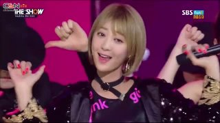 Hot Pink (The Show Comeback Stage 151124) - EXID