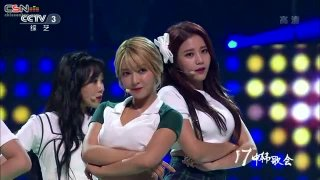 Heart Attack (17th Korea-China Music Festival 151114) - AOA