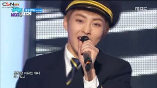 Unfair (Music Core Live) - EXO