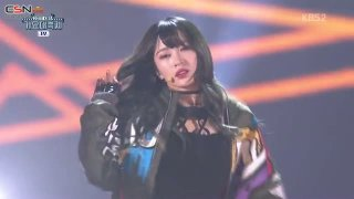 Hot Pink; Ah Yeah; Up & Down (2015 KBS Gayo Daechukje Live) - EXID