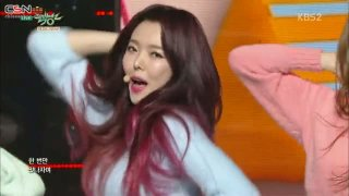 Stay With You; Someone Like U (Music Bank Comeback Stage Live) - Dal Shabet
