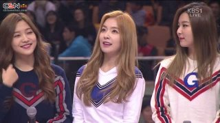 Dumb Dumb (2015-2016 KCC Basketball All-Star Live) - Red Velvet