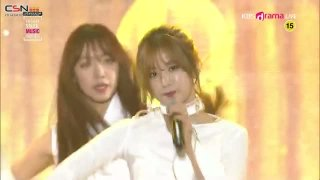 Intro; Remember (25th Seoul Music Awards Live) - A Pink
